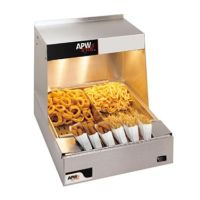 Used Fry Stations