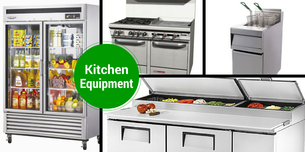 Restaurant Kitchen Equipment Layout