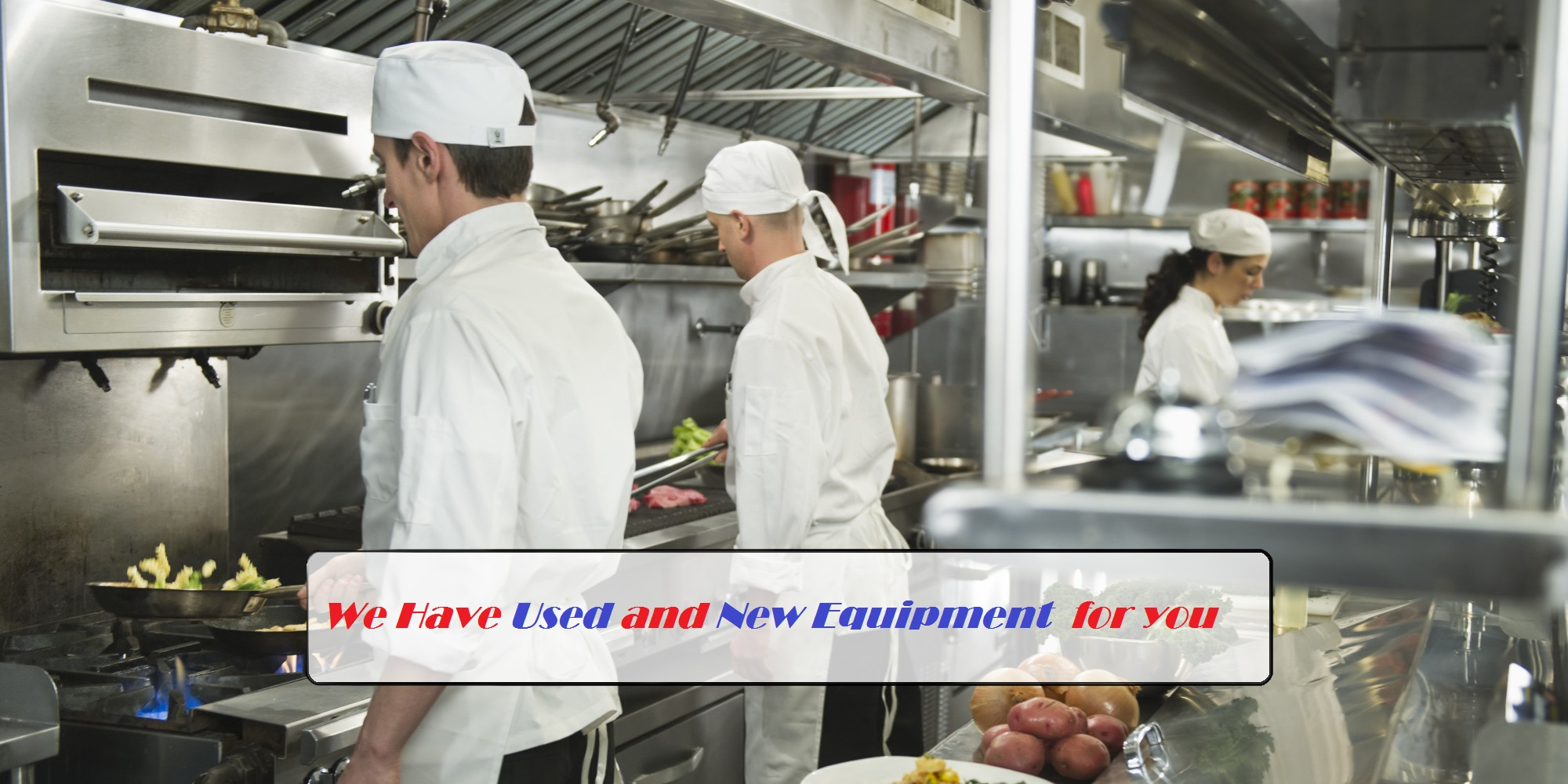 Restaurant Kitchen Chefs quality restaurant equipment masters – we sell use or new