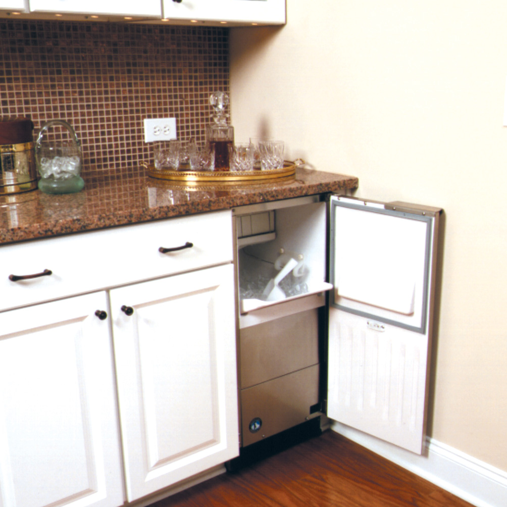 Charming Hoaki Am 50bae Adds Ice Maker Air Cooled Self Contained. Best Undercounter  ...
