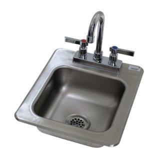 Drop-In & Undermount Sink