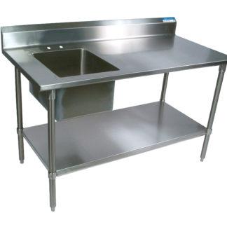 Prep Table